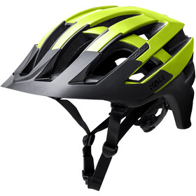 Kali Interceptor Casco, matte neon yellow/black